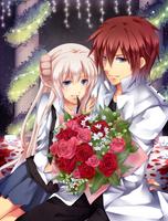 Secret Valentine: Harumagai by Rumi-Kuu