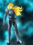 Samus Aran- Zero Suit Redesign Contest Entry