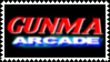 Gunma Arcade-stamp Fan by Absolhunter251