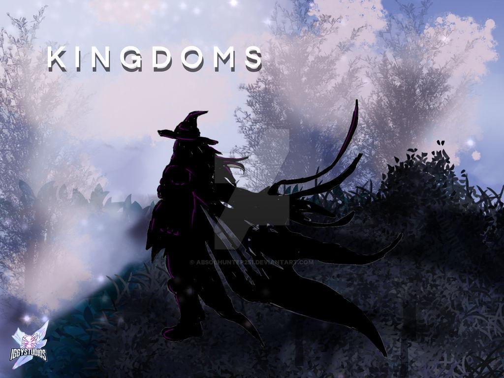 KINGDOMS- Cover art-