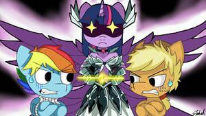 Nerdy Pony Art Contest Entry