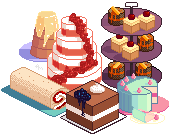 Cakes! by TrixyNetex