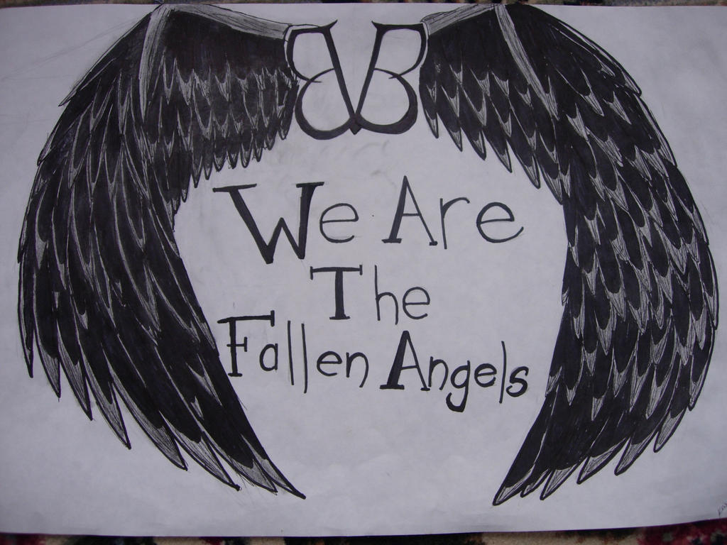 Black Veil Brides We Are The Fallen Angels By DethWOLFE