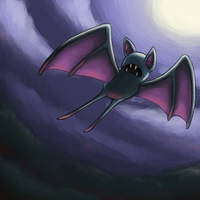 A wild Zubat appeared! by Rabid-Fangirl212