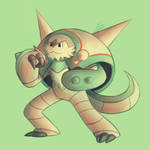Chesnaught - Palette Challenge