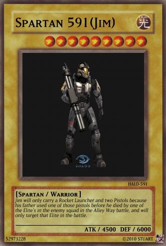 Spartan 591 by FelgrandKnight34