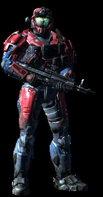 my Halo Reach armor 1 by FelgrandKnight34