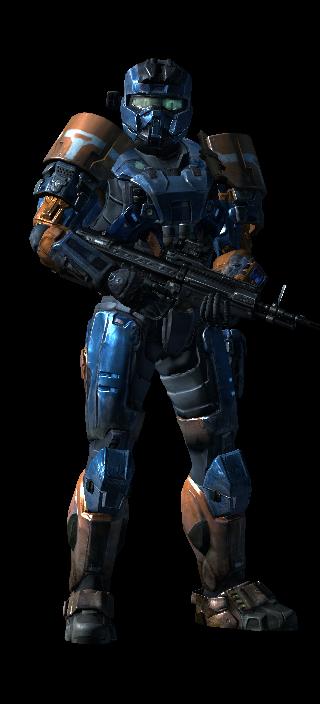 My halo armor 6 by FelgrandKnight34