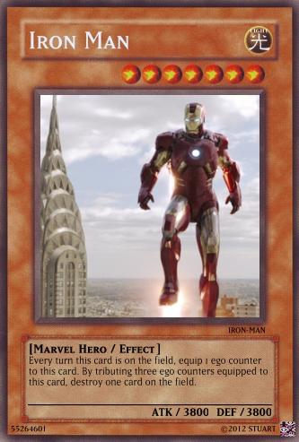 Iron Man by FelgrandKnight34