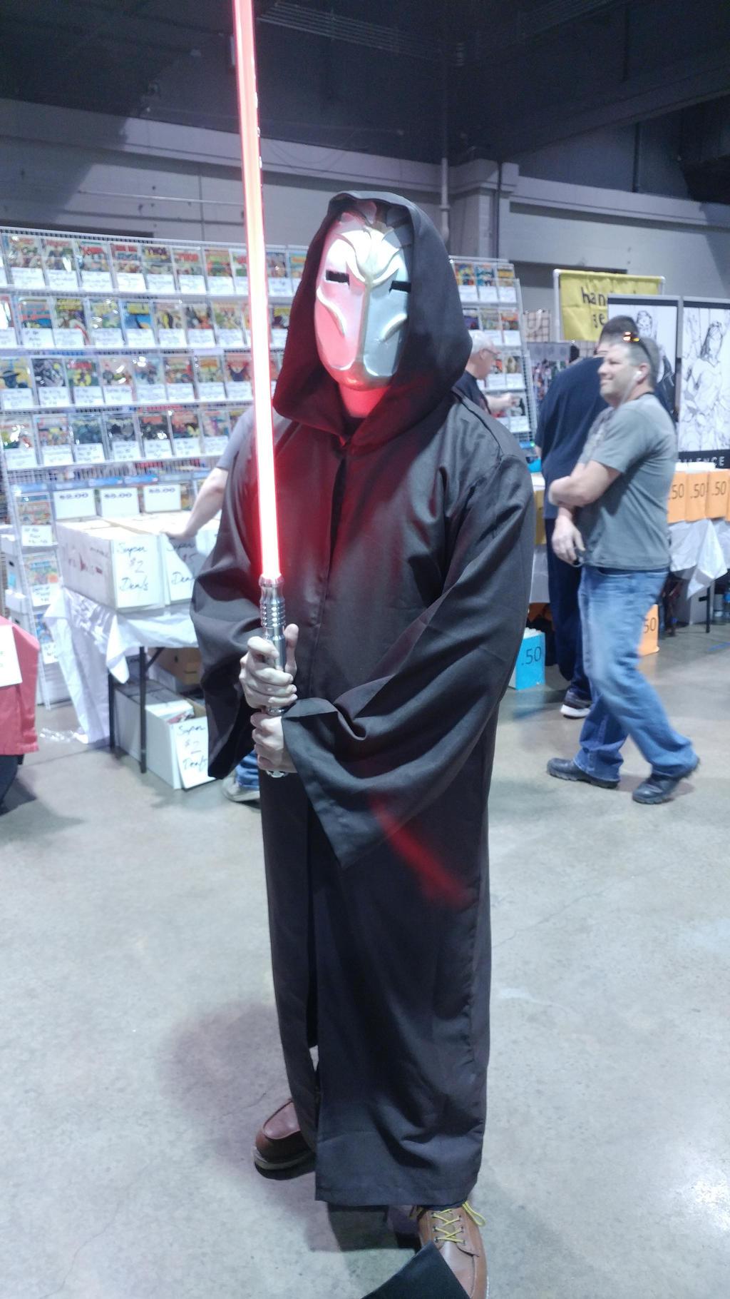 Jedi Cosplay by FelgrandKnight34