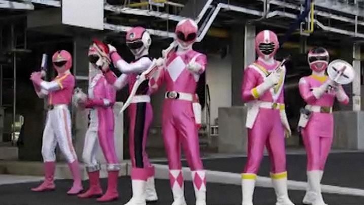 Legendary-pink-ranger-mode by FelgrandKnight34