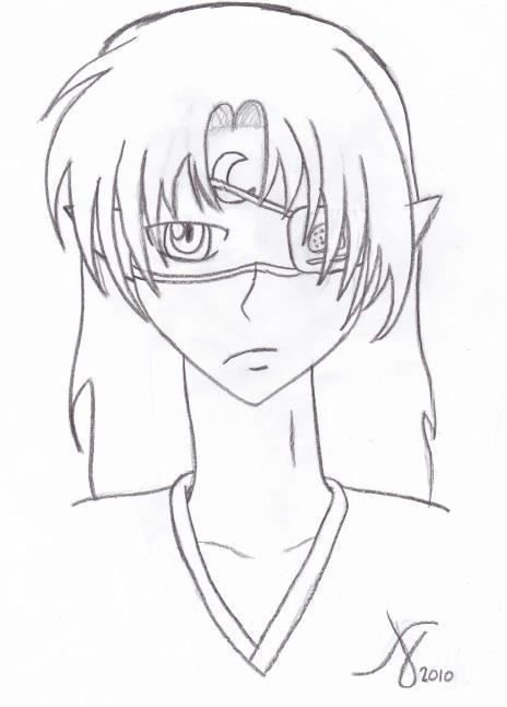 Young Sesshomaru
