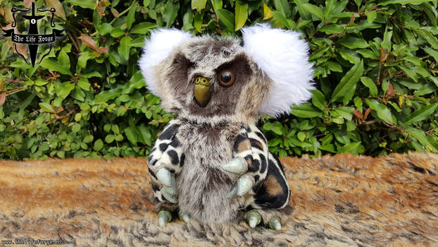 [Etsy] Henry the Owlbear