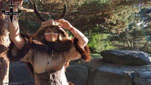The Traveling Beastmistress