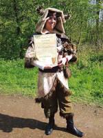 Elfia Haarzuilens 2016 - Best Original Costume