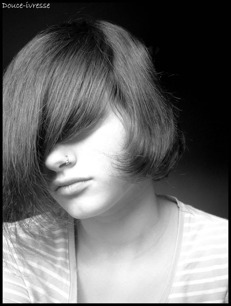 Mijn haar...? by effets-pervers