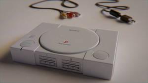 Playstation by QuickBoomCG