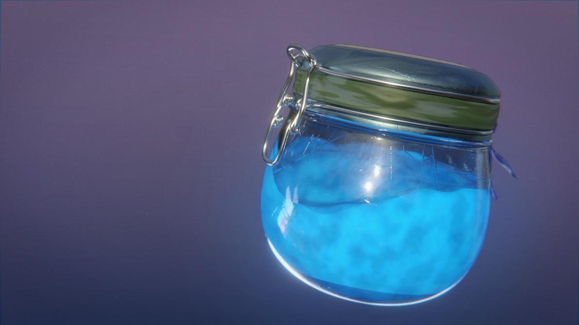 Fortnite Shield Potion by QuickBoomCG