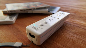 Wiimote Controller by QuickBoomCG