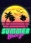 Summer Breeze Synthwave Style Design by QuickBoomCG