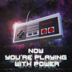 Nintendo NES Controller by QuickBoomCG