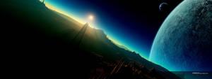 Wallpaper - Horizons VIII