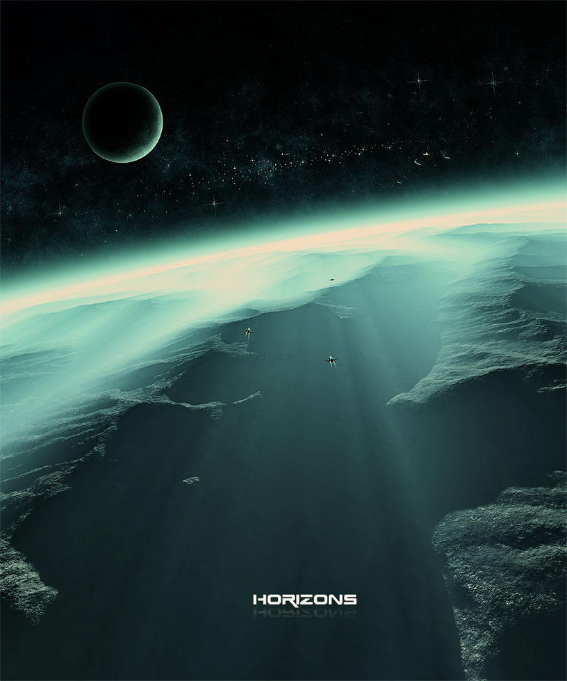 Horizons - Classic by emailandthings