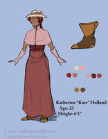 Kate chapter one concept dress by Lozey