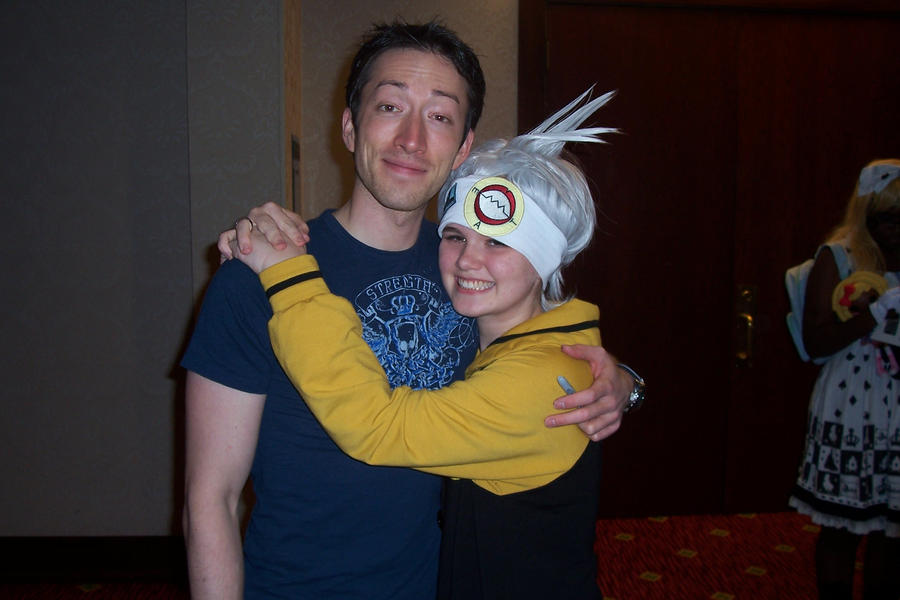 Me and Todd Haberkorn by MartinnnnnnnTodd Haberkorn Son