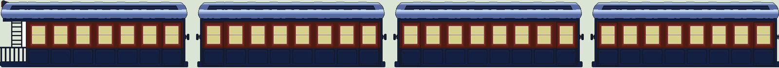 Polar Express Car