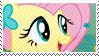 Fluttershy stamp