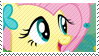 Fluttershy stamp by Rinusaka