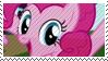 Pinkie stamp