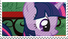 Twilight SPARKLE stamp by Rinusaka