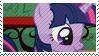 Twilight SPARKLE stamp by Rinusaka