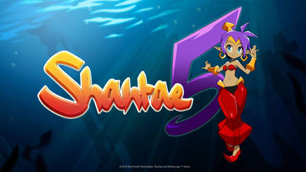 Shantae 5 coming soon by LordCamelot2018