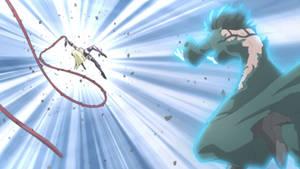 Fubuki attacks