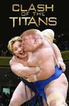 Trump VS Hilary - Clash of the Titans
