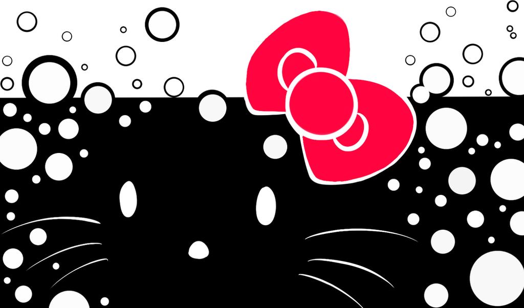 Hello Kitty wallpaper design by XTKandChaosX on DeviantArt