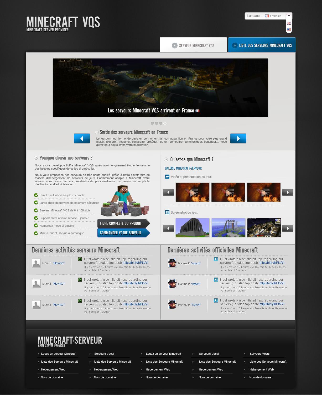 Minecraft Server provider by nyukdesign on deviantART ZuiNMDhp