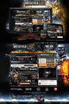 Battlefield 3 Showcase site