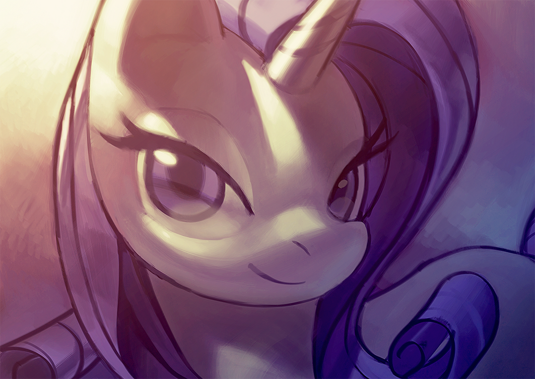 Rarity... by aruurara