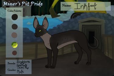 Inkfoot - Deputy - Miner's Pit Male