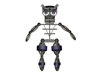 Endoskeleton by superkirbyjs
