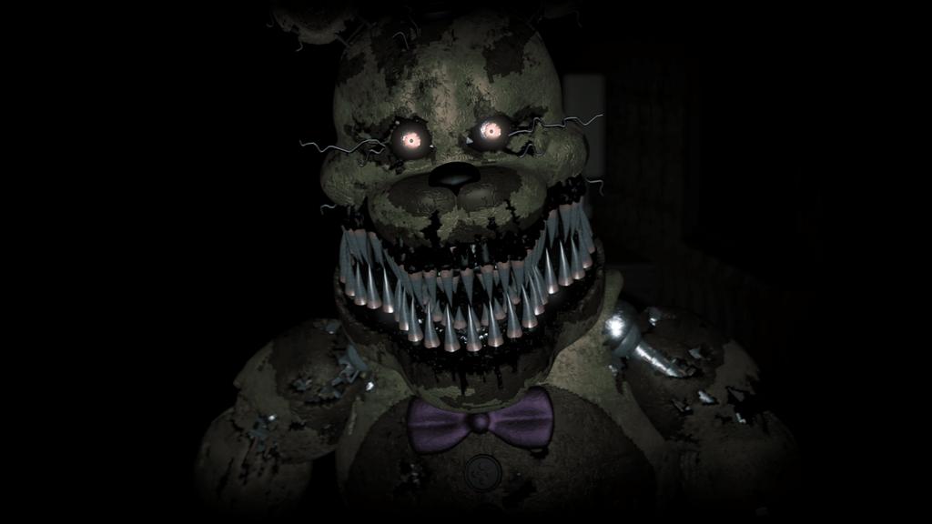 (SFM)The True Nightmare by SpringBonnieNotTrap