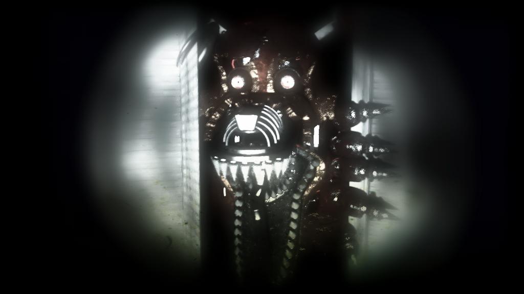 (SFM)A monster in the closet by SpringBonnieNotTrap