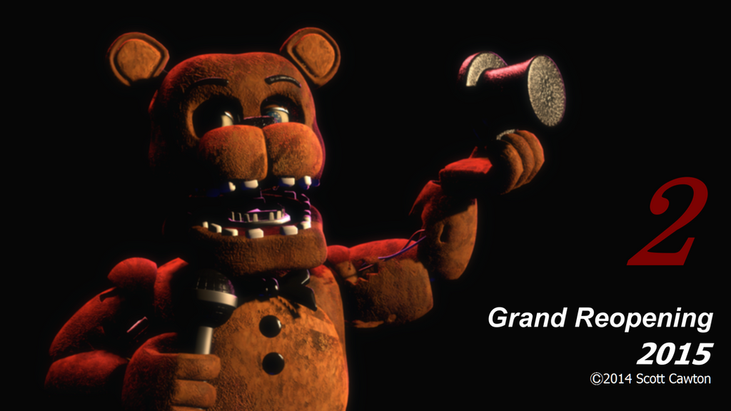 (SFM)Grand Reopening by SpringBonnieNotTrap