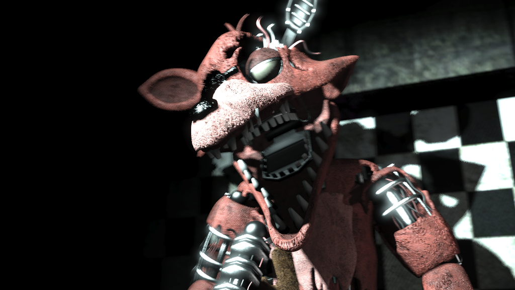 (SFM)A Dead Haunted Fox by SpringBonnieNotTrap