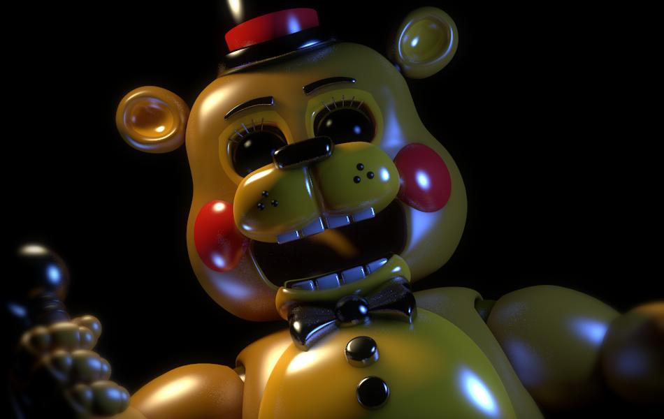 (C4D)Boo by SpringBonnieNotTrap