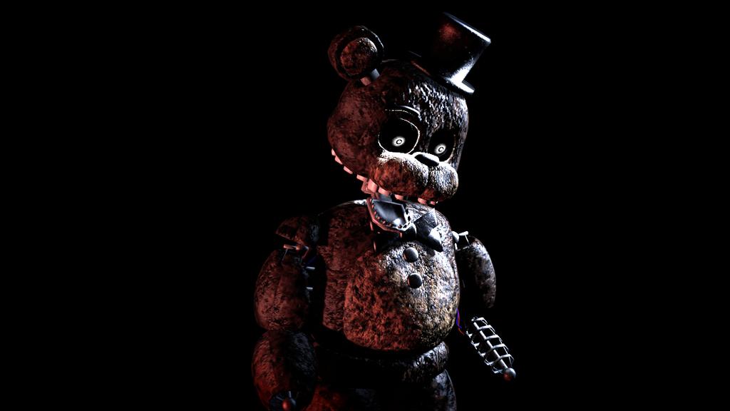 (SFM)Undead bear by SpringBonnieNotTrap